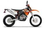 Thumbnail 2008 KTM 450/530 EXC-R, XCR-W Motorcycle Workshop Repair Service Manual